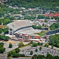 Clemson University Aerial